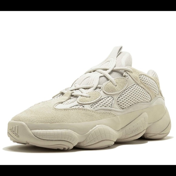 detailing available details for Adidas YEEZY 500 Super Moon ( size 8). NEW! NWT